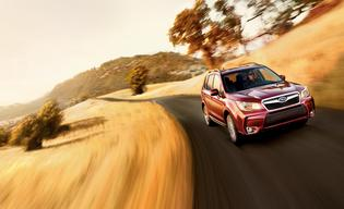 2016 Forester 2.0XT Touring