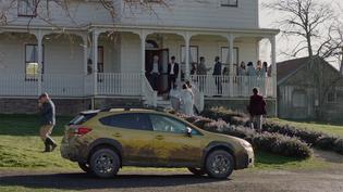 2021 Subaru Crosstrek Advertising