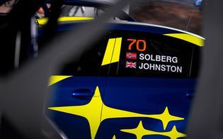 2019 Subaru Rally Driver Announcement