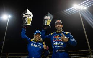 Pastrana and Gelsomino are now two-for-two on event wins in 2021, sitting in first place atop the ARA championship standings.