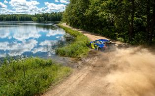 2020 Ojibwe Forests Rally