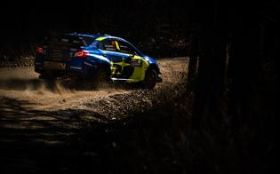 Pastrana won a pair of stages on Friday to sit in a close second place going into the final day.