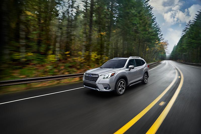 2022 Forester