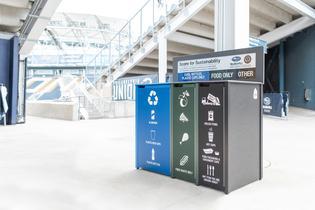 Subaru x Philadelphia Union: Subaru Park Zero Landfill Initiative