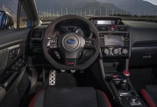 TypeRA- interior