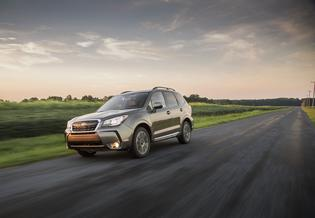 2017 Forester 2.0XT Touring
