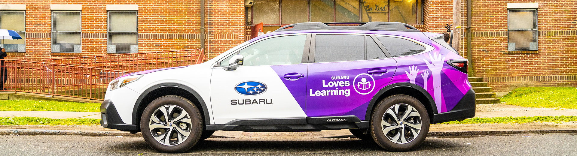 SUBARU OF AMERICA ADOPTS ALL K-5 CLASSROOMS IN THE CAMDEN CITY SCHOOL DISTRICT<br />