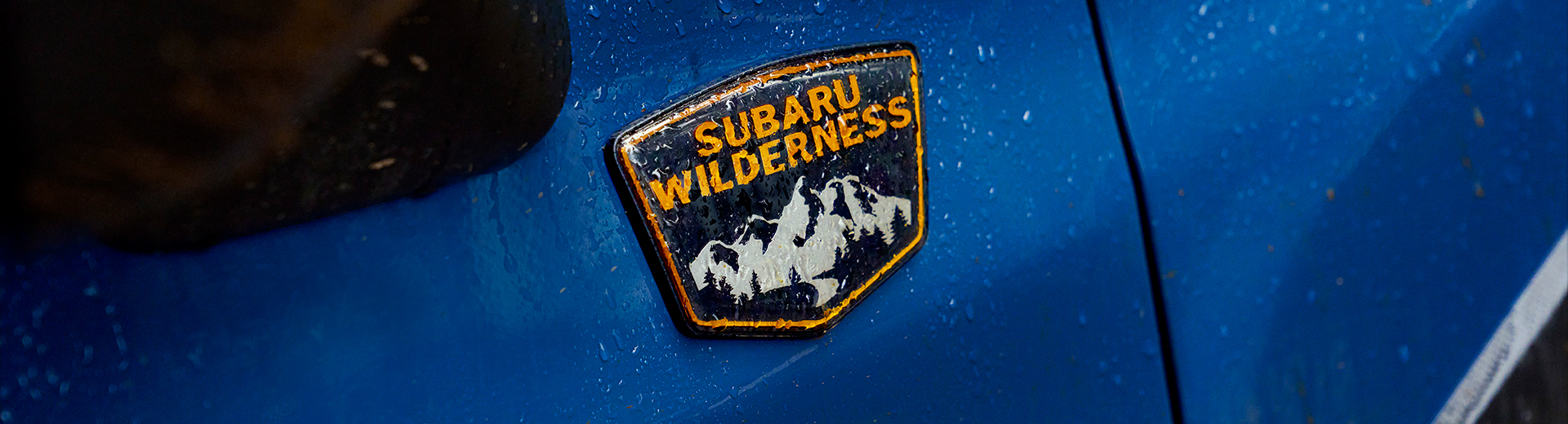 A NEW MEMBER OF THE SUBARU WILDERNESS FAMILY IS ON THE WAY
