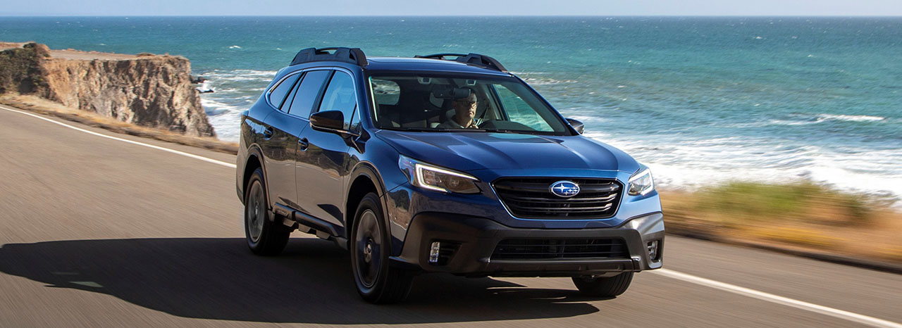 SUBARU EARNS FOUR AWARDS IN KELLEY BLUE BOOK 2021 BEST RESALE VALUE AWARDS