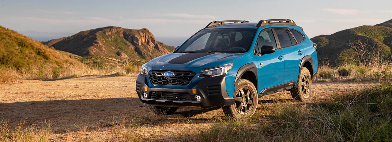 SUBARU DEBUTS NEW 2022 OUTBACK WILDERNESS™ - MOST CAPABLE OUTBACK EVER<br />