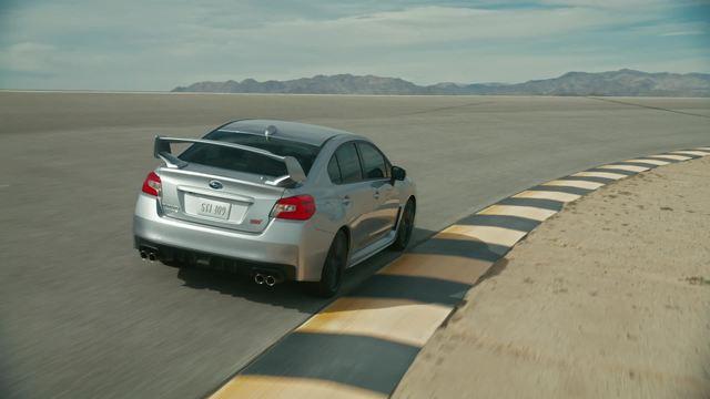 2020 Subaru WRX STI- Running Footage