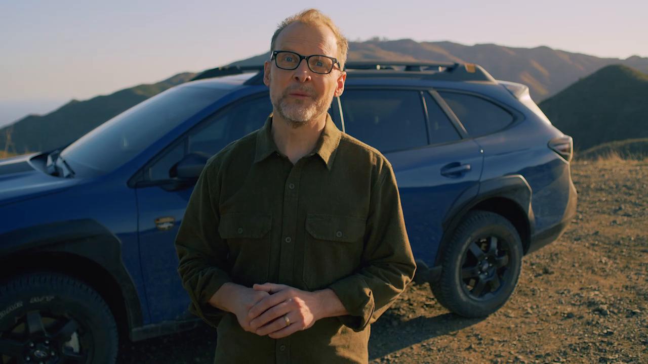 2022 Subaru Outback Wilderness PR Media Site Reveal