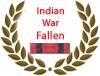Indian War Fallen