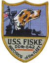 USS Fiske (DD / DDR 842) Association