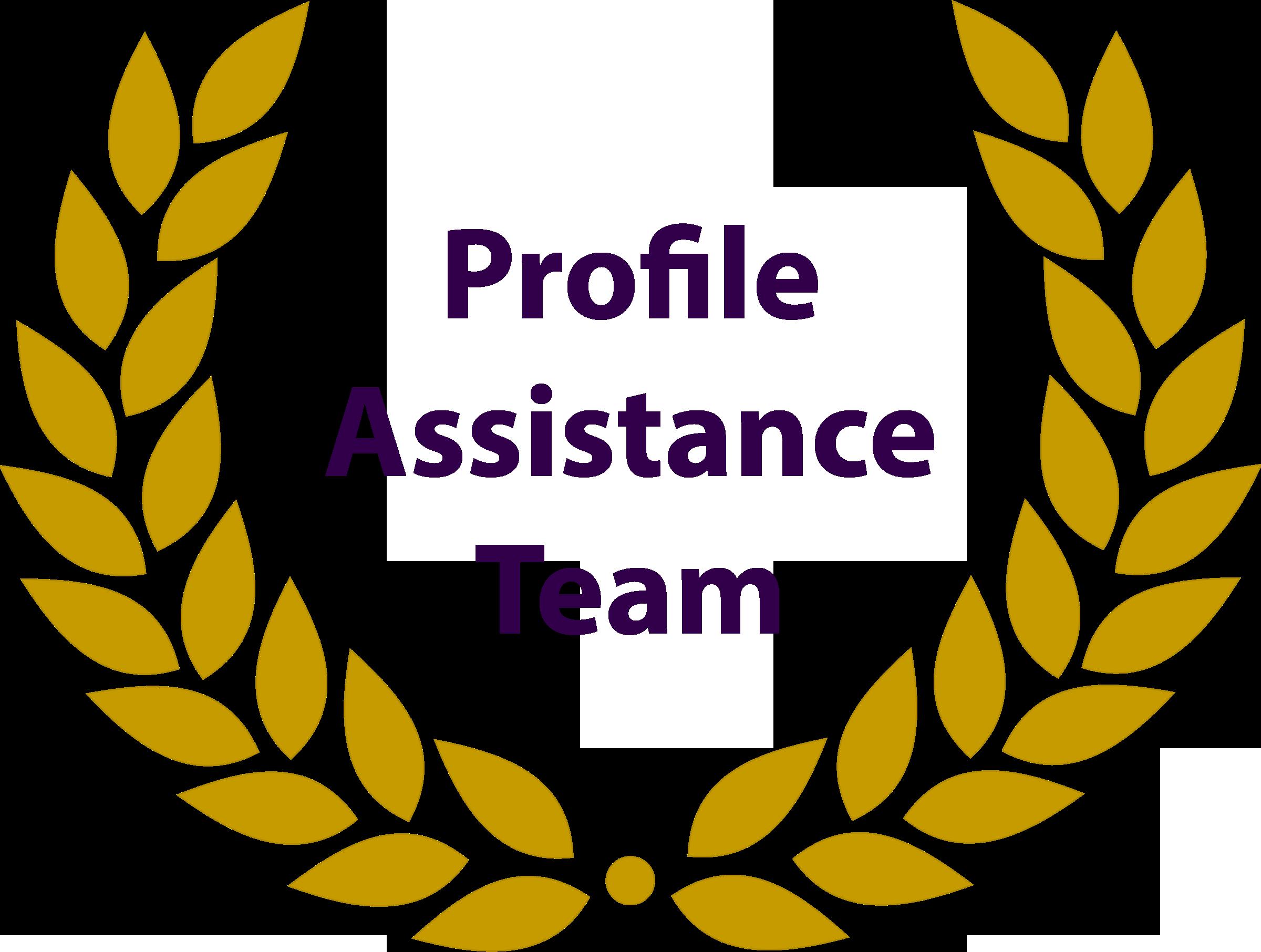 TWS Volunteer Profile Assistance Team (VPA)