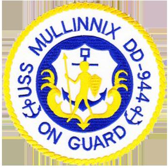 USS Mullinnix DD-944 Association