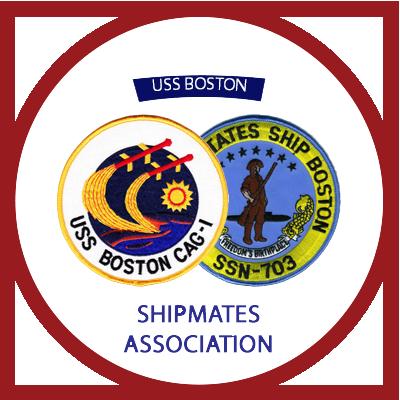 USS Boston Shipmates Association