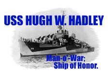 USS Hadley DD-774 Association