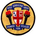 USS John King DDG-3 Association