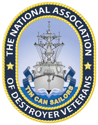 The National Association of Destroyer Veterans (Tin Can Sailors)