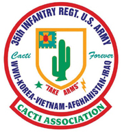 35th Infantry Regiment Association
