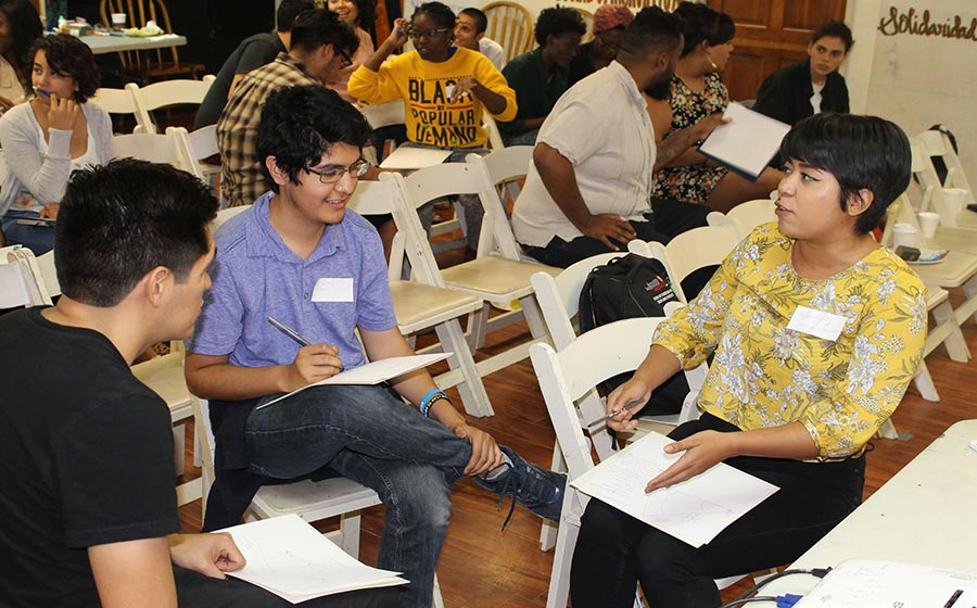 Immigrant Youth Coalition (IYC)