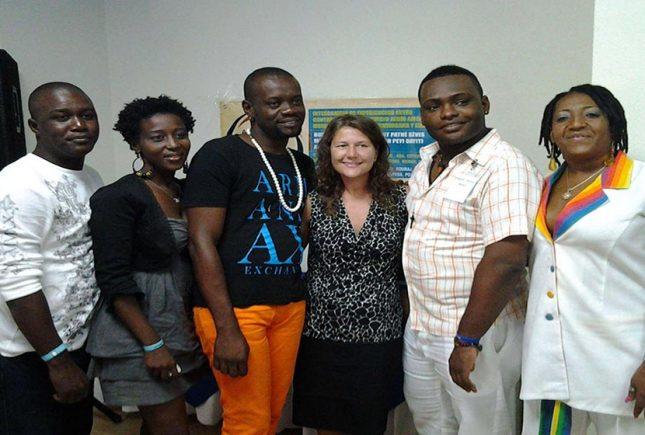 Femme en Action Contre la Stigmatisation el la Discrimination Sexuelle (FACSDIS)