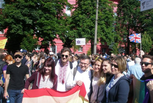 Egalite Intersex Ukraine