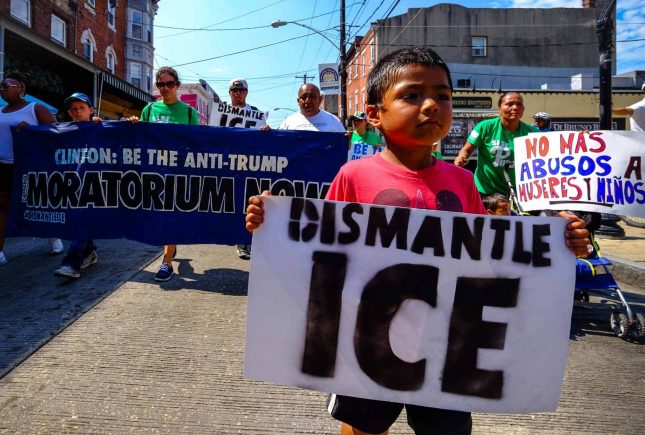 Not One More Deportation Campaign/Mijente