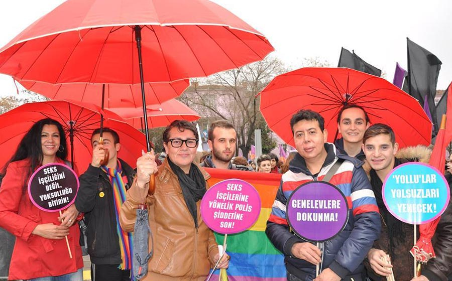 Red Umbrella Sexual Health and Human Rights Association