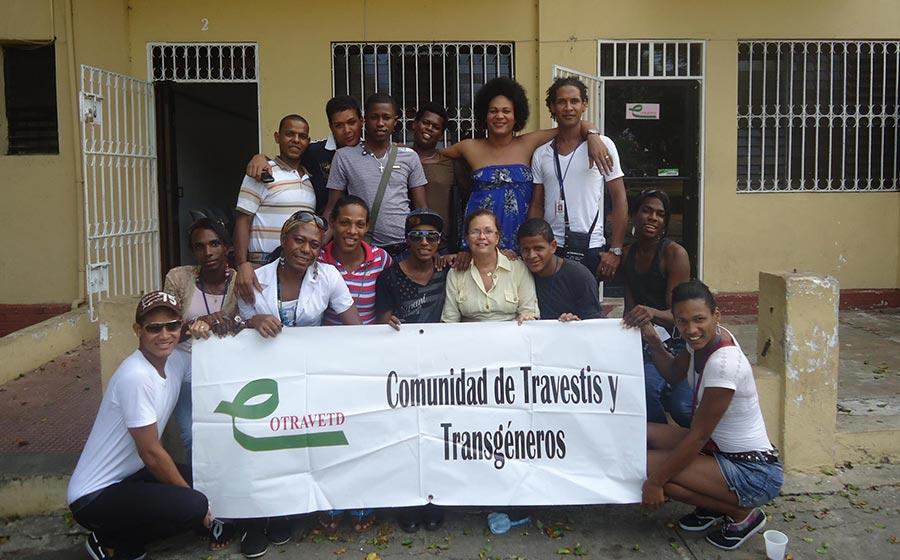 Comunidad De Trans Y Travestis Trabajadoras Sexuales Dominicana- COTRAVETD