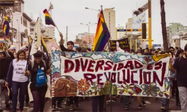 Watch: This is what nearly 40 years of queer activism looks like.