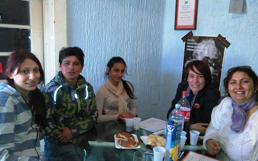 "Roma Women's Center ""Rromnjako Ilo"""