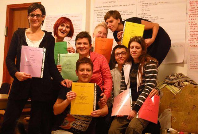 Lesbian Organization Rijeka (LORI) & Zagreb Pride Organization