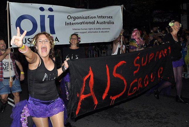 Intersex Human Rights Australia (formerly OII Australia)
