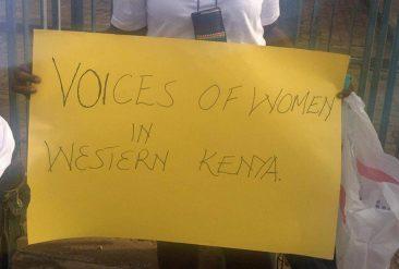 Voices of Women in Western Kenya (VOWWEK)