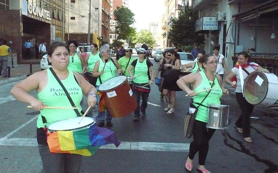 Aireana – Grupo por los Derechos de las Lesbianas