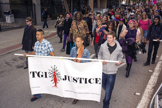 Meet the Activist: Trans, Gender Variant, and Intersex Justice Project