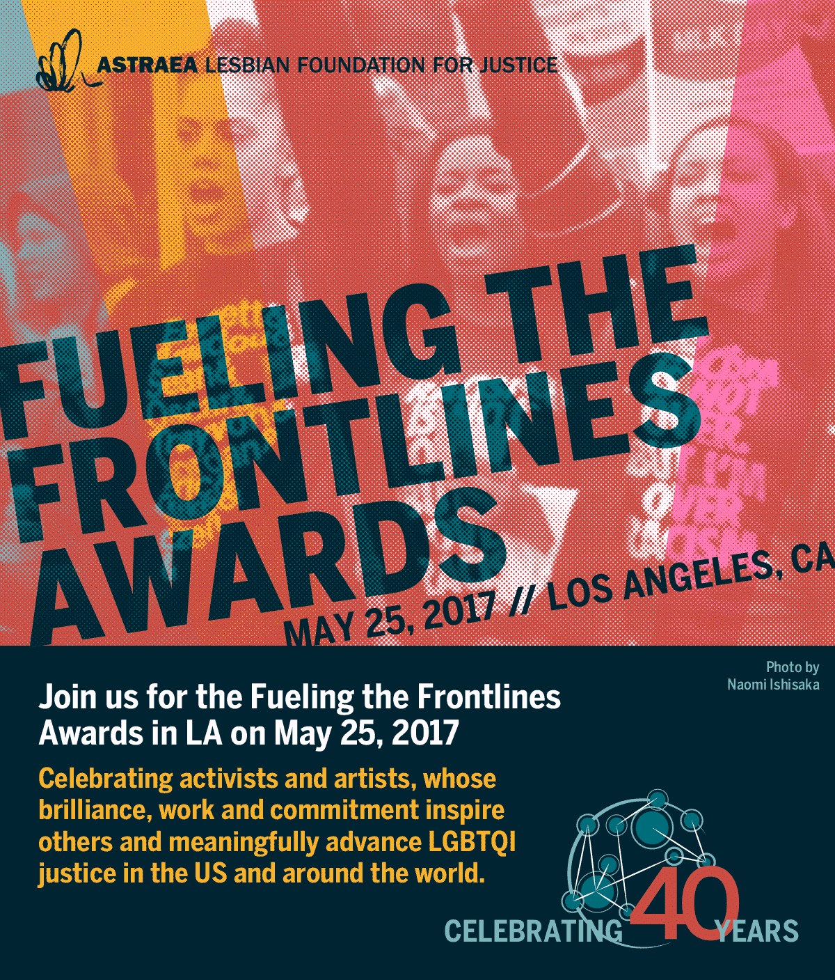 Join us in Los Angeles May 25th for Fueling the Frontlines!