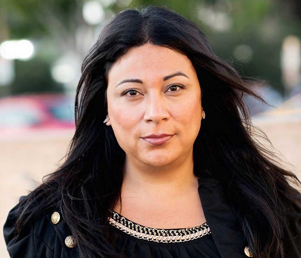 #FueltheFrontlines Spotlight: Activist and trans organizer Jennicet Gutiérrez