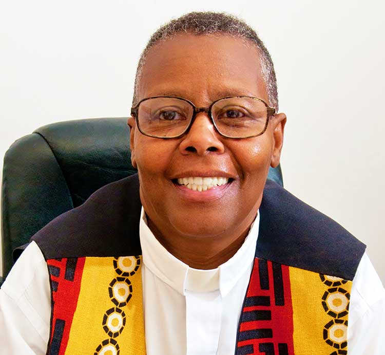 Reverend Gale Jones