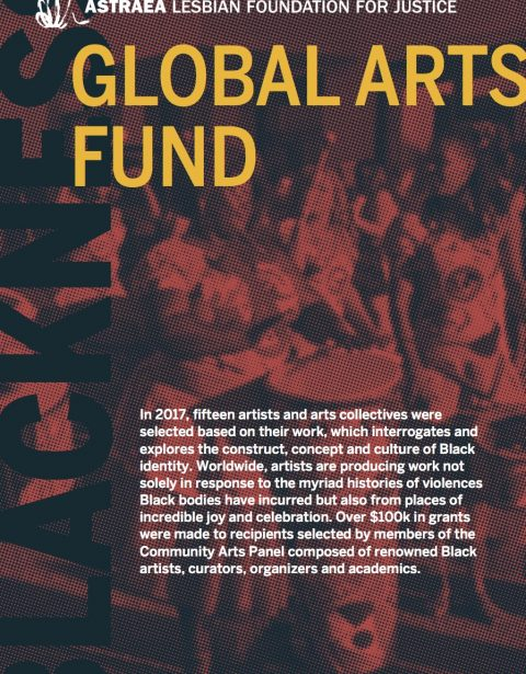 Global Arts Fund 2017 Brochure