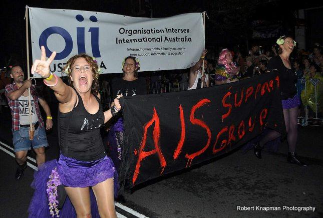 Intersex Peer Support Australia (IPSA)