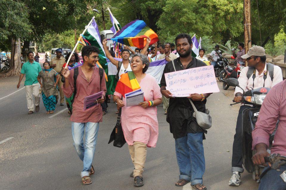 Srishti Madurai LGBTQIA+ Student Volunteer Collective (Srishti Madurai Educational Trust)