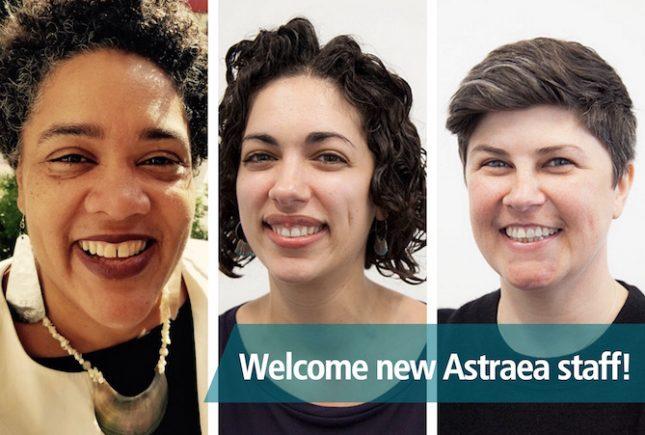 Astraea Team Grows