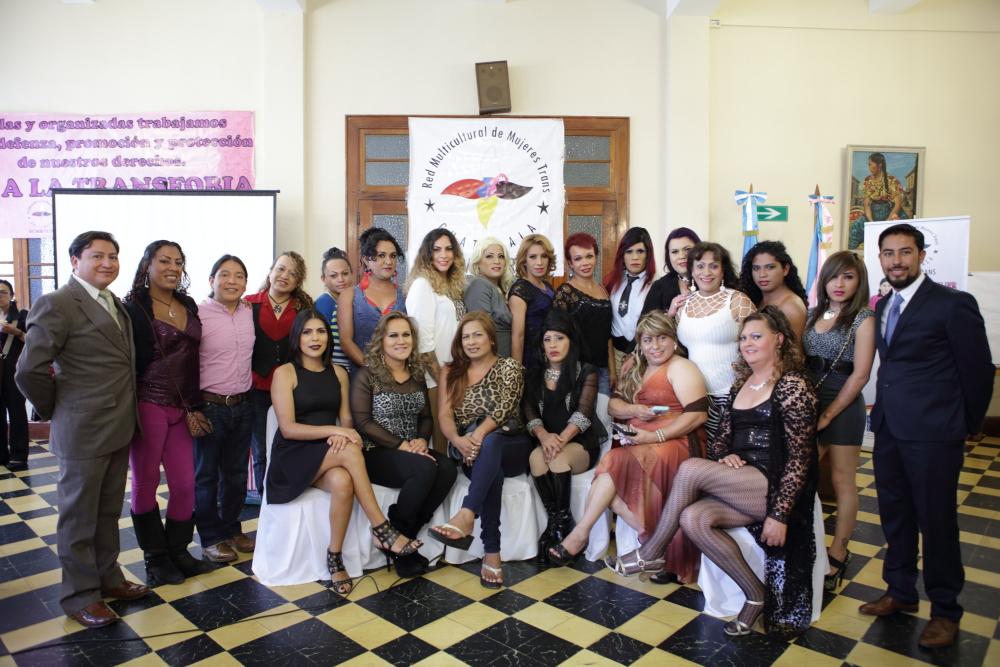 Red Multicultural de Mujeres Trans de Guatemala (REDMMUTRANS)