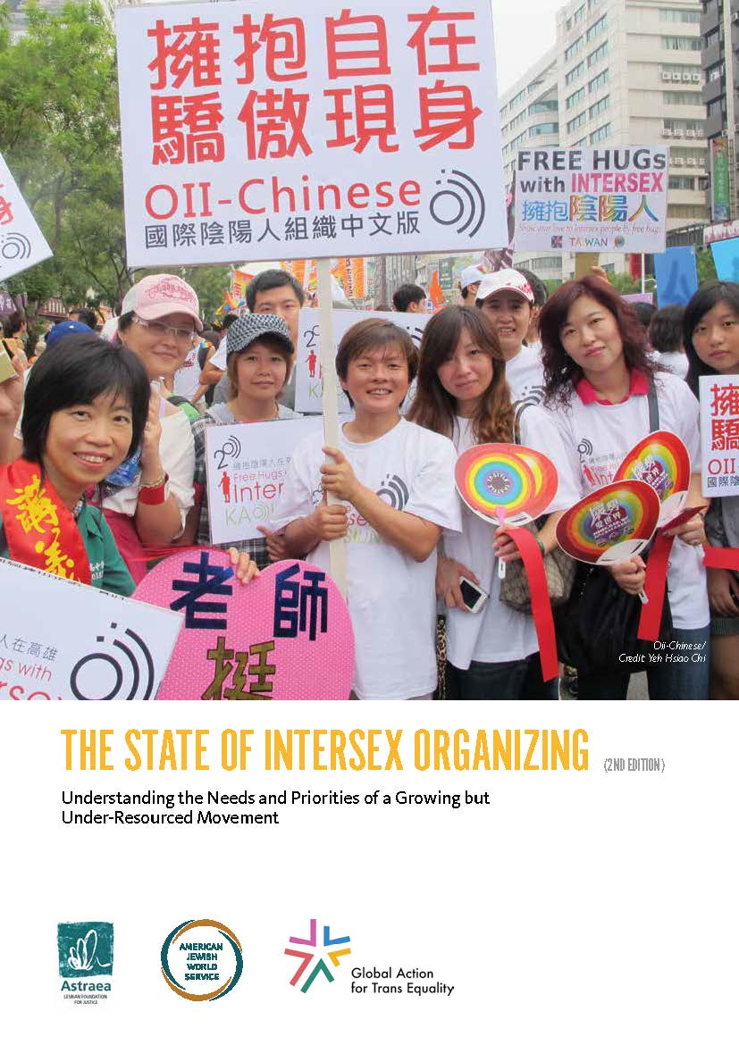 The State of Intersex Organizing (2nd Edition)