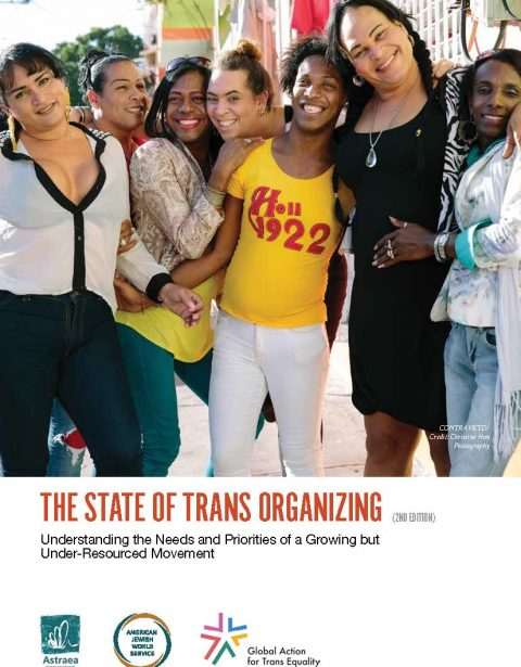 The State of Trans Organizing (2nd Edition)