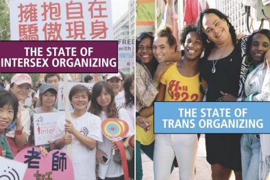 Global Surveys of Intersex and Trans Groups Reveal Critical Funding Gap