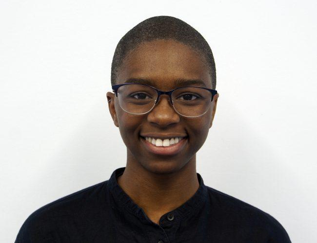 Courtney Okeke